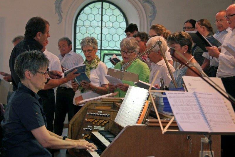 Kirchenfest Untereggen - Katholische Kirche Region Rorschach
